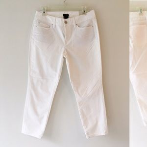 Ann Taylor White Pants (New with Tags)